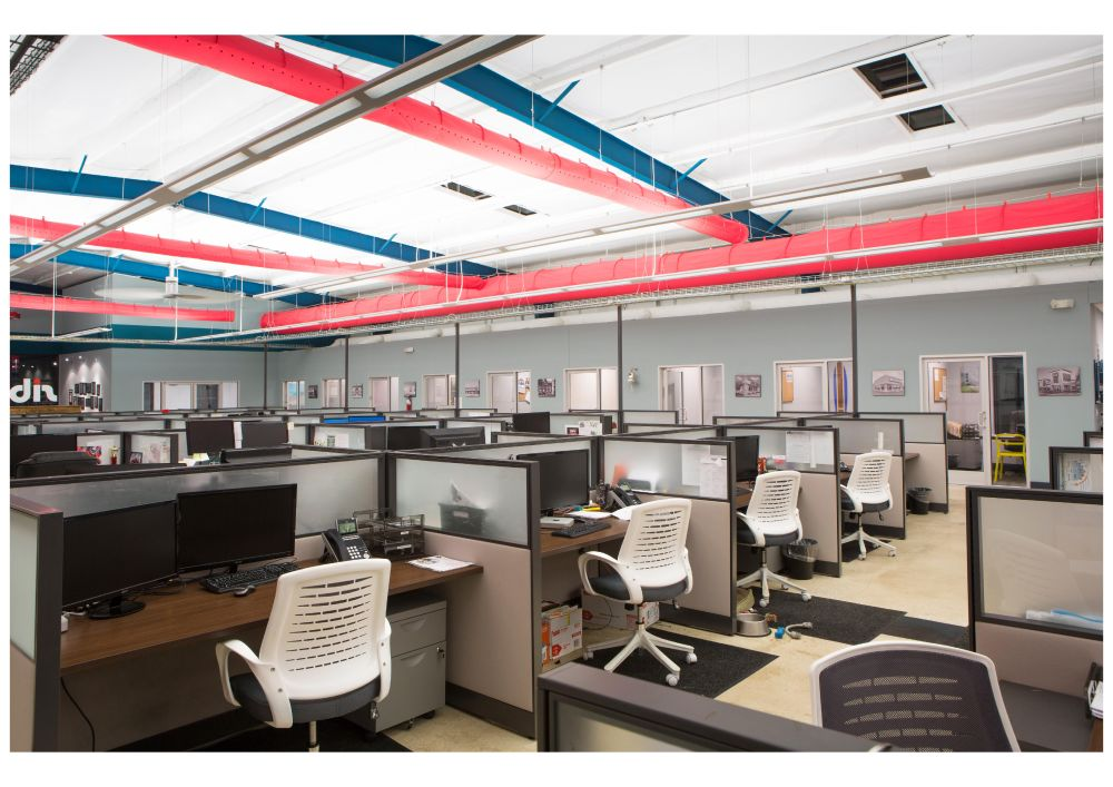 Sib fixed cost reduction office tour for Office photos