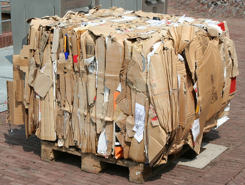 cardboard recycling services