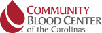 Community Blood Center of the Carolinas logo