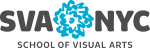 School of Visual Arts (SVA) NYC logo