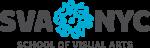 School of Visual Arts (SVA) NYC logo