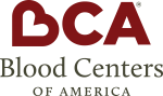 Blood Centers of America (BCA) logo