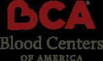 Blood Centers of America (BCA) logo