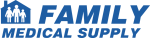 Family Medical Supply logo