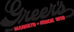 Greer's Markets logo
