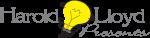 Harold Lloyd Presents logo