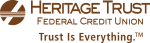 Heritage Trust Federal Credit Union logo