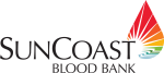 SunCoast Blood Bank logo