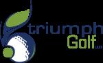 Triumph Golf logo