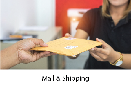 Expense Reduction Services | Mail & Postage | SIB