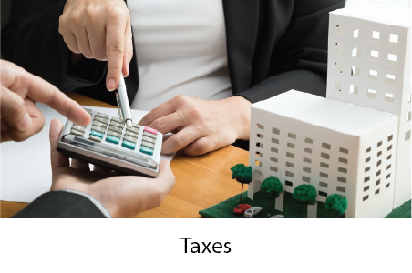 Expense Reduction Services | Taxes | SIB