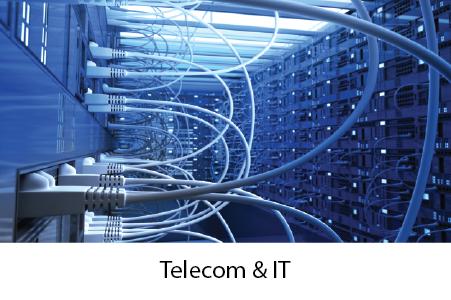 Expense Reduction Services | Telecom button | SIB