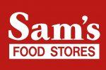Sam's Food Stores logo