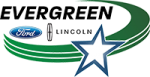 Evergreen Ford Lincoln Chevrolet logo